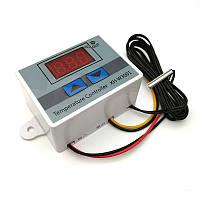 Терморегулятор термостат цифровой XH-W3001 -50~110С 220В 1500Вт, фото 1