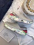 Женские кроксы Crocs LiteRide™ Clog серые 36 р., фото 4