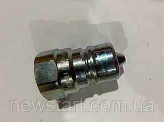 Быстроразъемное соединение, ниппель (БРС)  ISO 7241-1 серия А DN12 1/2BSP
