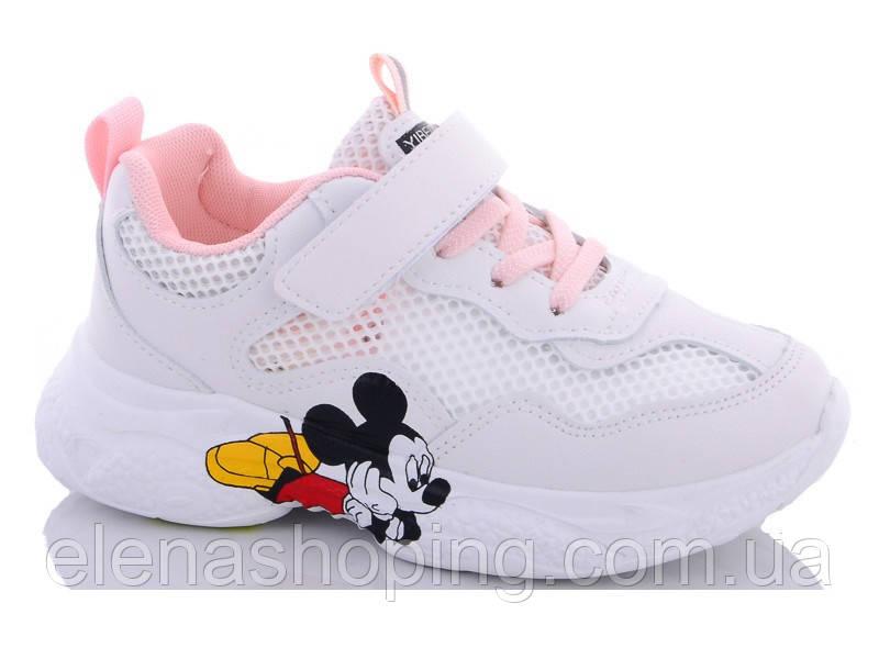 Кросівки дітячи для дівчаток EEbb р32-37 ( код 2070-00)