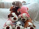 Іграшка-плед-подушка  Велика собака🐶🐾 розмір іграшки 70х35, фото 3
