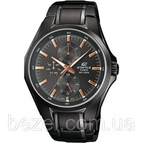 Мужские часы Casio EF-339BK-1A9VDF