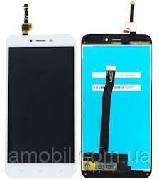 Дисплей + Сенсор Xiaomi Redmi 4X white orig