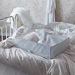IKEA STUK Контейнер для одежды/постельных принадлежностей, белый/серый, 55x51x18 см (403.095.73), фото 3
