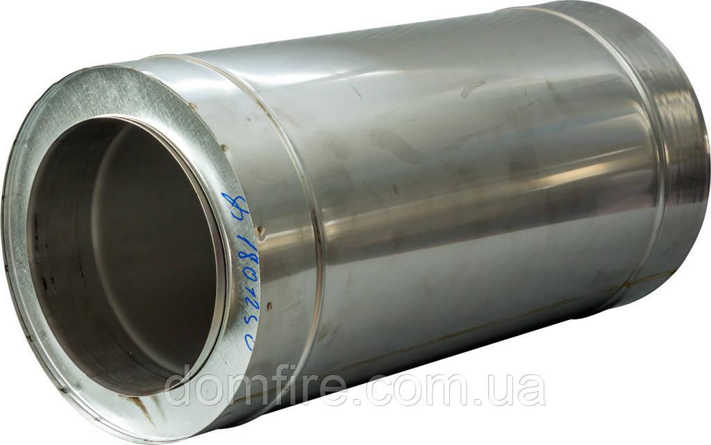 Труба термоизолированная 500 мм - Domfire - тепло в Вашем доме в Ужгороде