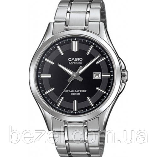 Мужские часы Casio MTS-100D-1A