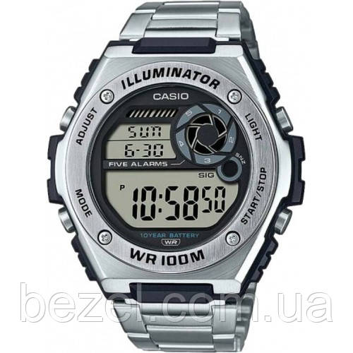 Мужские часы Casio MWD-100HD-1A