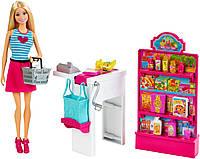 Набір лялька Барбі в Супермаркеті Barbie, фото 1