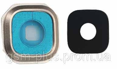 Скло камери Samsung Galaxy A7 SM-A710 (2016) Gold