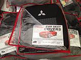 Авточехлы на Mitsubishi Pajero Sports 2008 > wagon, Favorite на Мицубиси Паджеро Спорт, фото 2
