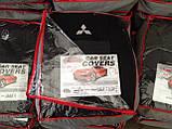 Авточехлы на Mitsubishi Pajero Sports 2008 > wagon, Favorite на Мицубиси Паджеро Спорт, фото 9