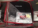 Авточохли на Renault Logan 2004-2012 sedan, Favorite на Рено Логан, фото 6