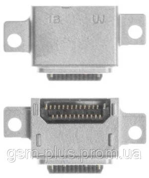 Разъем зарядки Samsung Galaxy S8 SM-G950, S8 Plus SM-G955, S9 SM-G960, SM-G965 (USB Type-C)