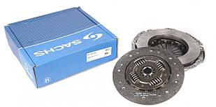 Комплект сцепления (корзина + диск) Mersedes Sprinter 906 ( OM651) 2.2CDI 06- SACHS (Германия) 3000 970 121