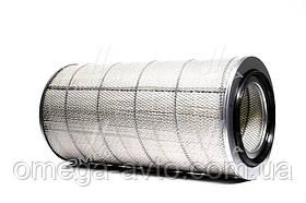 Элемент воздушного фильтра КРАЗ 6510 (с дном) (пр-во ЯМЗ) 6510.1109080-01