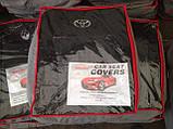 Авточехлы на Toyota Avensis 2003-2009 универсал Favorite,Тойота Авенсис, фото 8