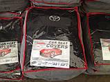 Авточехлы на Toyota Avensis 2003-2009 универсал Favorite,Тойота Авенсис, фото 9