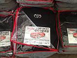 Авточехлы на Toyota Avensis 2003-2009 универсал Favorite,Тойота Авенсис, фото 10