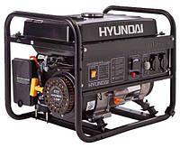Однофазный бензиновый/газовый генератор HYUNDAI HHY 3000FG(3 кВт)