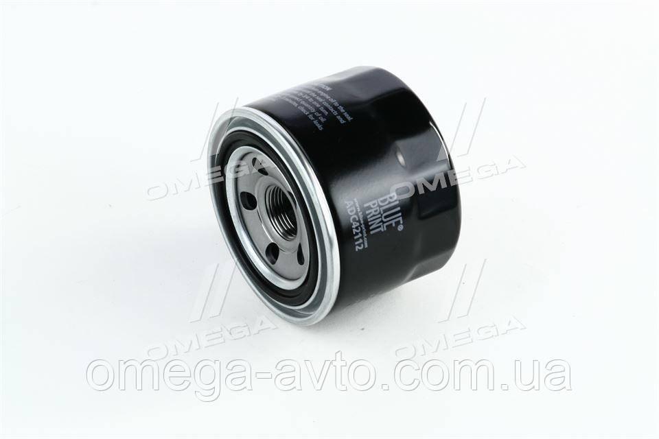 Фильтр масляный Isuzu, Mitsubishi, Smart (пр-во Blue Print) ADC42112