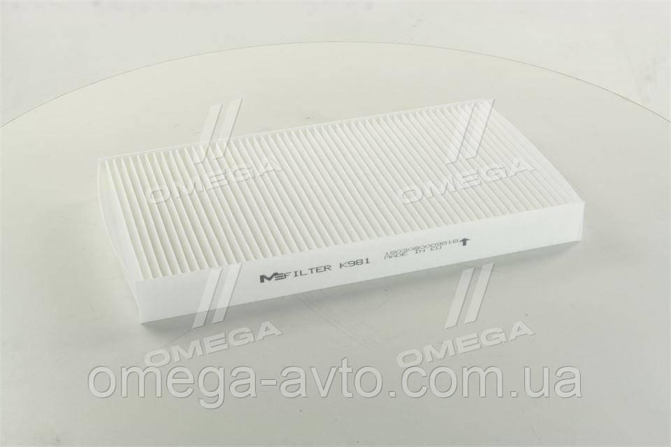 Фільтр салону IVECO Daily IV, FIAT Bravo (пр-во M-filter) K981