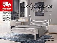 Кровать Маргарита метал 190*90, фото 1