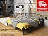 Ліжко Віола 160*190 металева