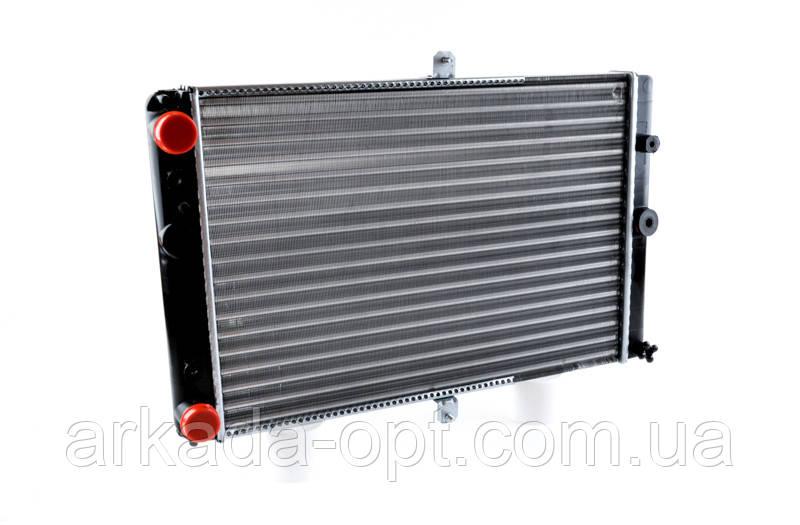 Радіатор охолодження AURORA ВАЗ для карбюраторних і інжекторних авто (017474)