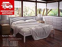 Ліжко Маранта 160*200 металева, фото 1