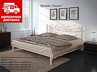 Ліжко Азалія 180*200 металева, фото 1