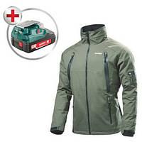 Куртка с обогревом от аккумулятора Metabo HJA 14.4-18 SET (XXXL) 690846000