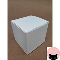 Коробка крафт, беж 10х10х10