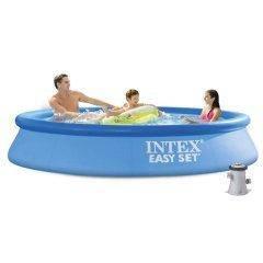 Надувний басейн Intex 28118, 305 х 61 см (1 250 л/год)