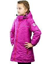 Пальто Be easy 104 Черный (21VKD3-04-DB) 104, Ягодный
