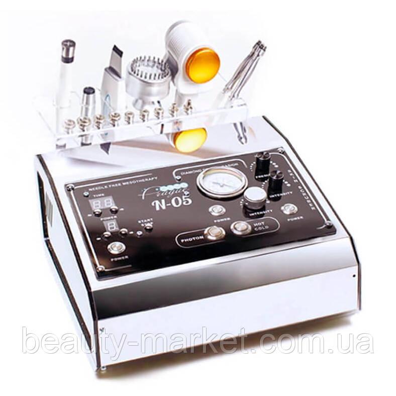 Многофункциональный косметологический аппарат N-05