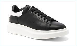 Женские кроссовки Alexander McQueen,Black