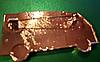 Брошка брошка машина швидка допомога знак значок емаль 5.5 см на 3 см, фото 7