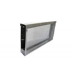 Изолятор сетчатый на 1 рамку Рута (230 мм), порошковая покраска
