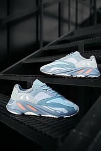 """Жіночі кросівки Adidas Yeezy Boost 700 Inertia """"Grey"""""""