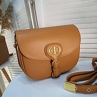 Качественная реплика женской сумки Dior (Диор) кожа, фото 1