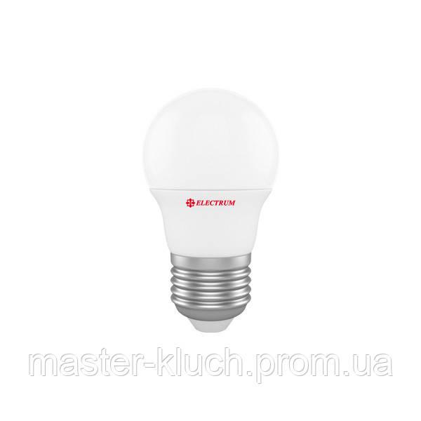 Лампа светодиодная шар Electrum LED LB-32  6Вт E27 3000K