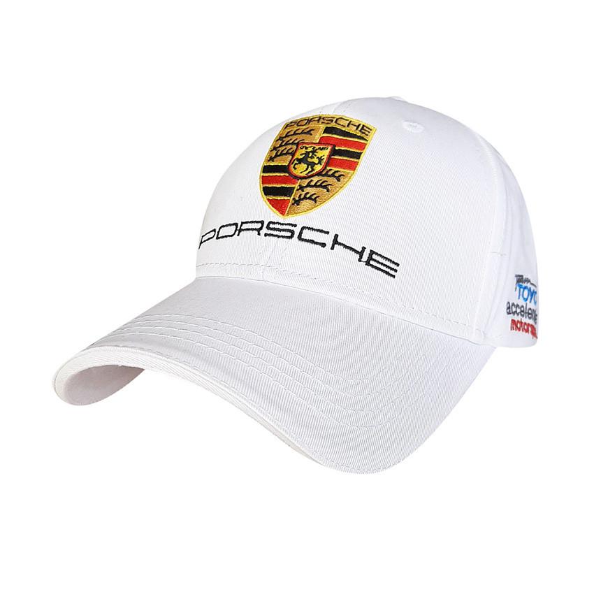 Кепка з логотипом авто Порше Sport Line - №5795
