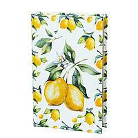 Книга сейф копилка для денег 26 см Лимоны