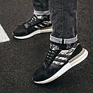 "Мужские кроссовки Adidas ZX 500 RM ""Black Camo"", фото 4"