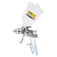 Краскораспылитель Hvlp D1.4 хром С В-Б пласт Sigma SKL11-236605