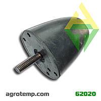 Буфер подвески передний нижний ГАЗ-3307 12-2902622-А