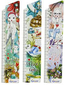 """Закладки для книг 8шт """"Стильні дівчата """""""
