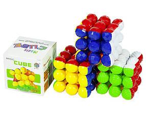 """Іграшка розвиваюча """"Кубик -неон.кульки"""" 65мм,в інд. уп.,3в (1*240)"""