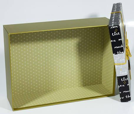 Коробки подарочные прямоугольные, в наборе -3шт., Unison, 08195-65, фото 2