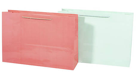 Подарочные пакеты однотонные - пастель, mix PVM362310P, фото 2